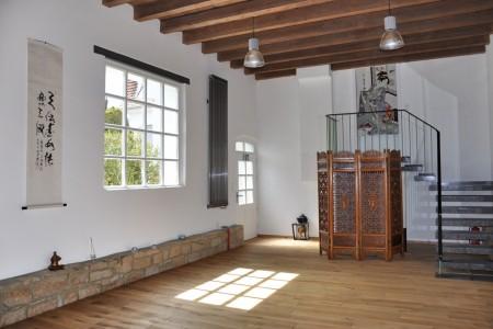Halle der alten Pflanzschule